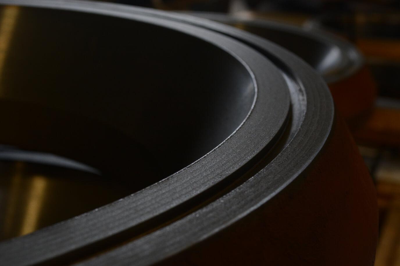 Laser Hardening Ring